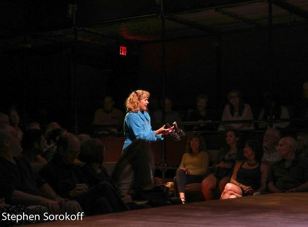 Photo Coverage: Elizabeth Aspenlieder Brings BAD DATES to Shakespeare & Co.