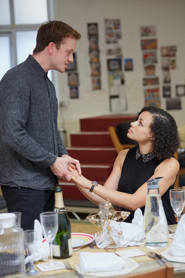 Jolyon Coy and Carlyss Peer