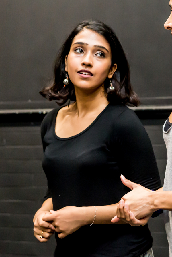 Photo Flash: Inside Rehearsal for Sufi Musical ISHQ at Sadler's Wells