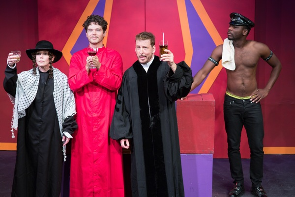 Photo Flash: First Look at City Theatre and Island City Stage's SHORTS GONE WILD 5