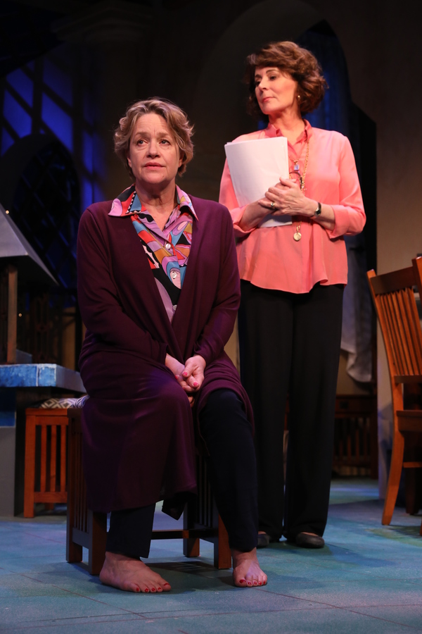 Photo Flash: First Look at Patricia Richardson in OTHER DESERT CITIES at Bucks County Playhouse