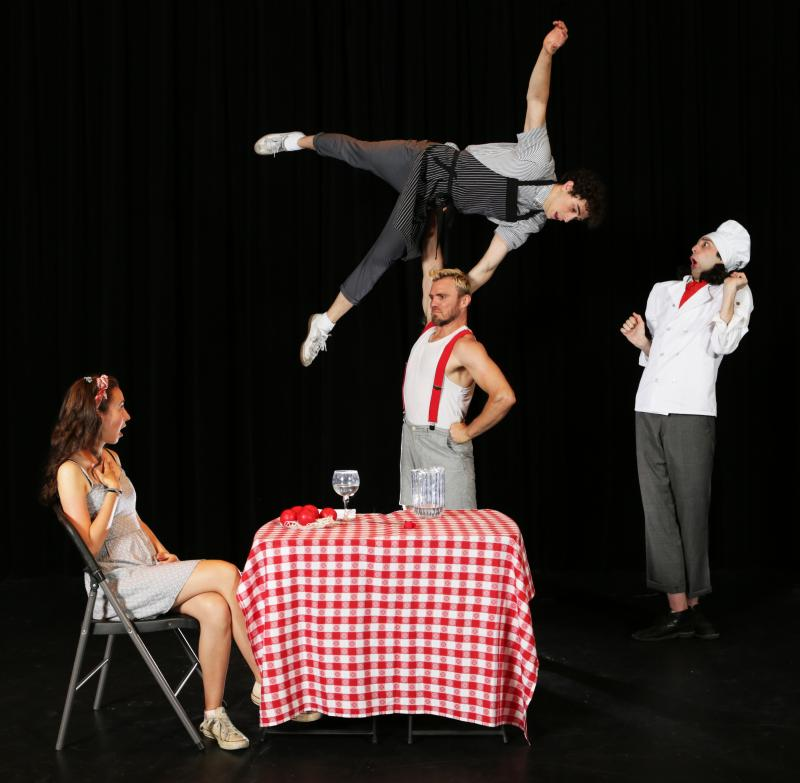 BWW REVIEW: Atlas Circus' Lucky Delights Audiences at Dixon Place