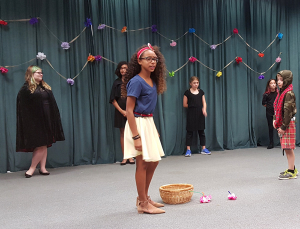 Photo Flash: Moonlit Wings-Winning Scripts Go from Page to Stage in DC-Area Tour
