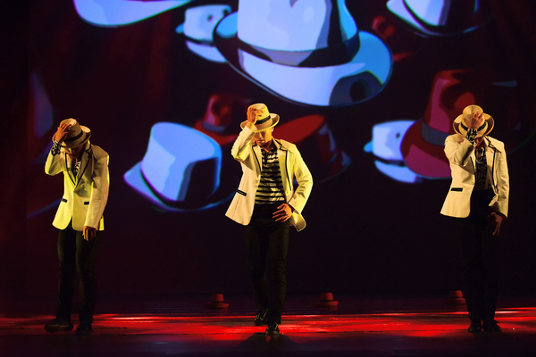 Photo Flash: First Look at CHINA GOES POP at Edinburgh Fringe