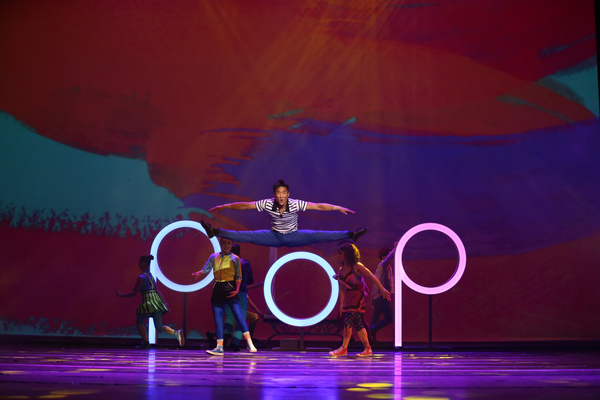 Photo Flash: First Look at CHINA GOES POP at Edinburgh Fringe