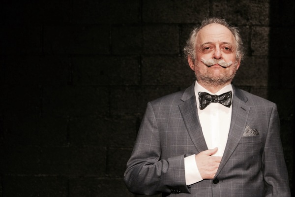 Photo Flash: Get a Sneak Peek at the Cast of New Yiddish Rep's RHINOCEROS in Costume