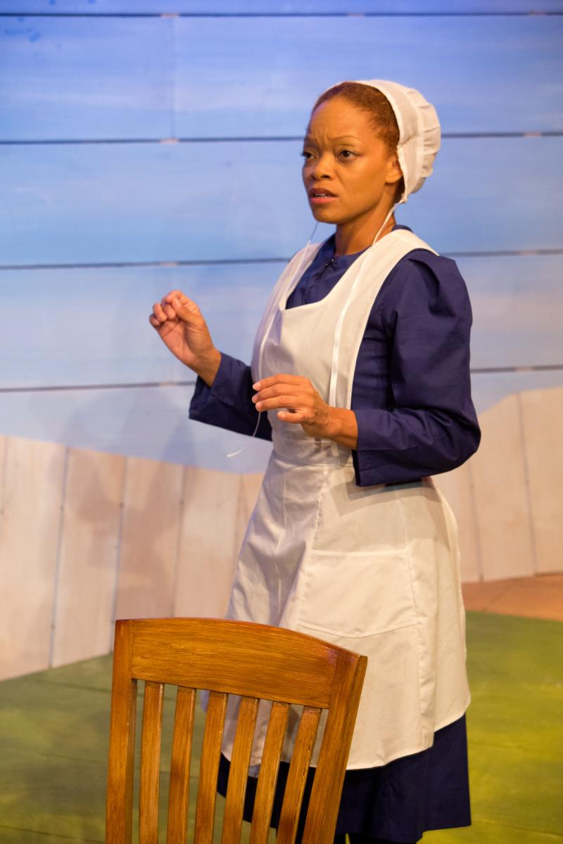BWW Review: Mad Cow's THE AMISH PROJECT is Real and Unapologizing