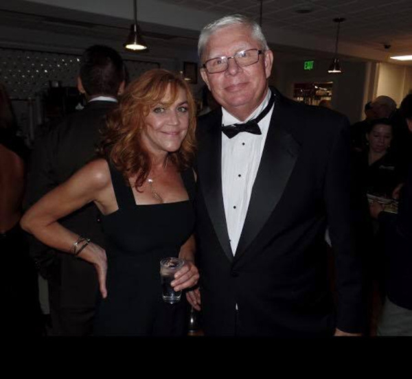 Andrea McArdle and Jack Glasser