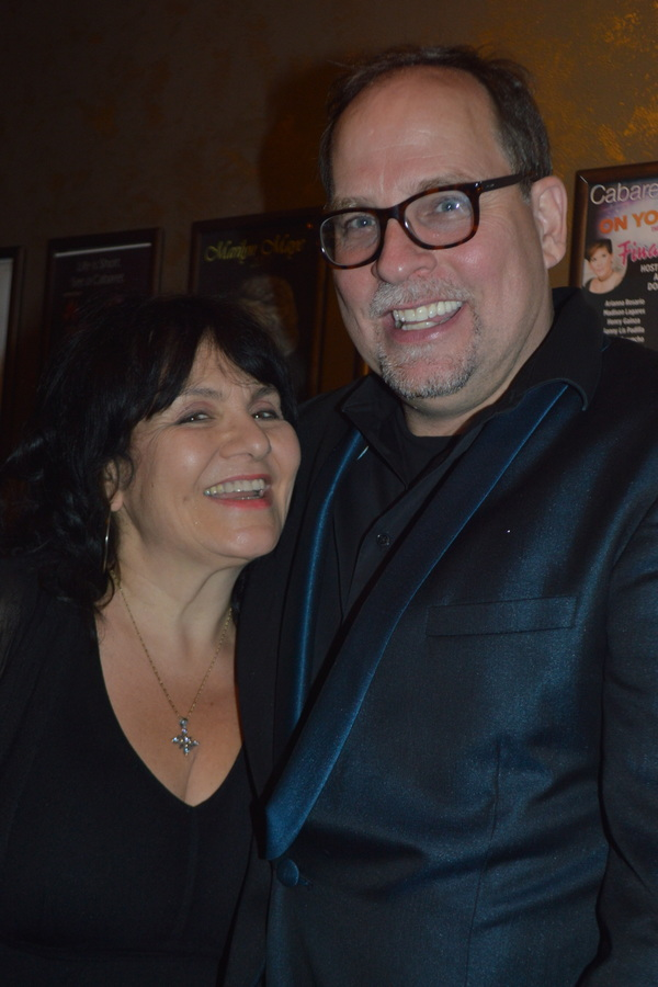 Lina Koutrakos and Tom Gamblin Photo