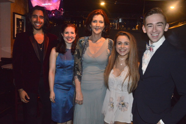 Photo Flash: The Metropolitan Room Crowns New MetroStar Emily Ellet