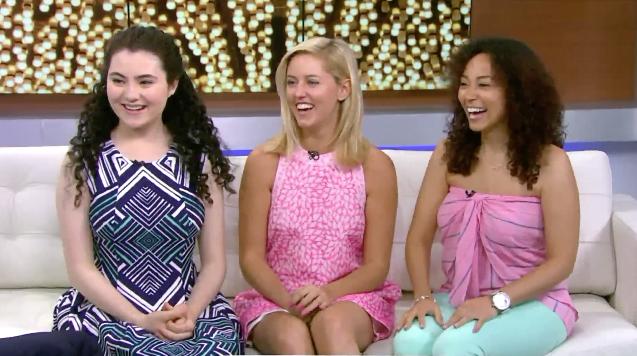 VIDEO: Lilla Crawford, Taylor Louderman Talk New Nick Series SUNNY DAY