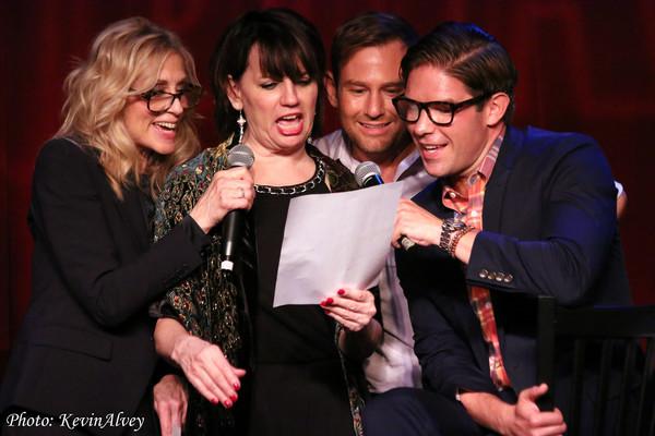 Photo Flash: Beth Leavel, Judith Light and Chad Kimball Join Frank DiLella at Birdland