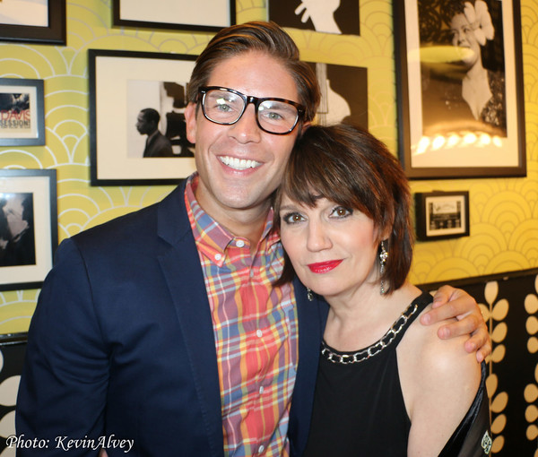 Frank DiLella and Beth Leavel