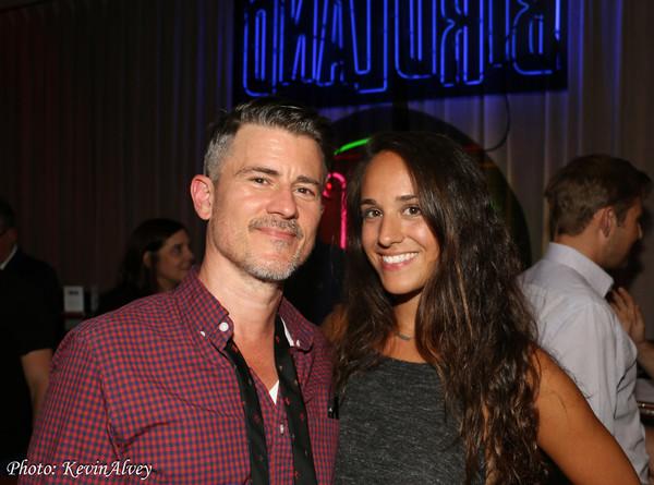 Randy Redd and Kalli Siringas Photo