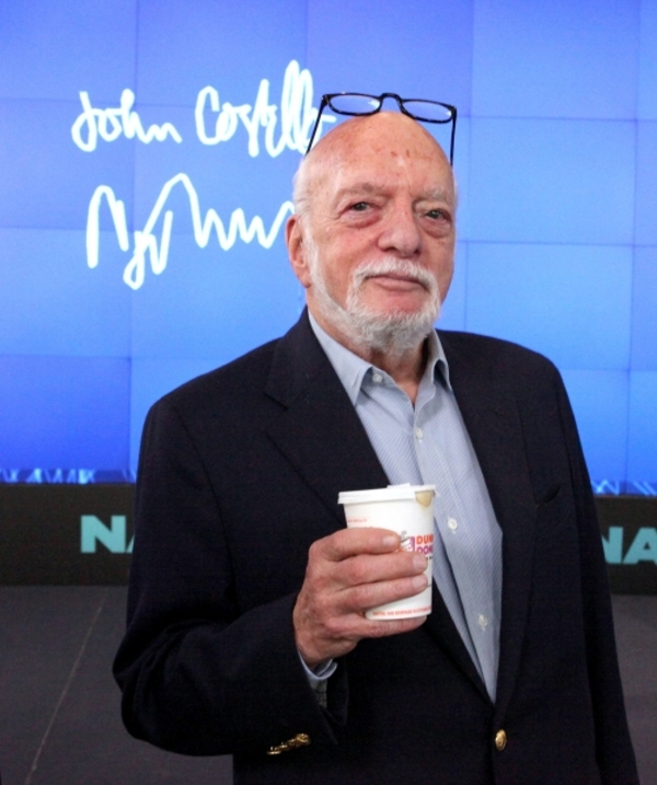 Photo Flash: Just 17 Inspiring Photos of Hal Prince with His Glasses on His Head