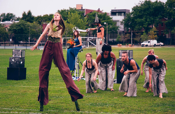 Photo Flash: Walkabout Theater Company presents A PERSEPHONE PAGEANT