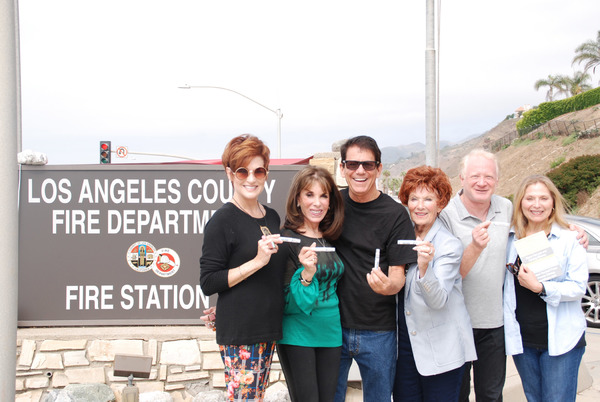 Carolyn Hennesy, Kate Linder, Anson Williams, Marion Ross, Don Most and Roslyn Kind