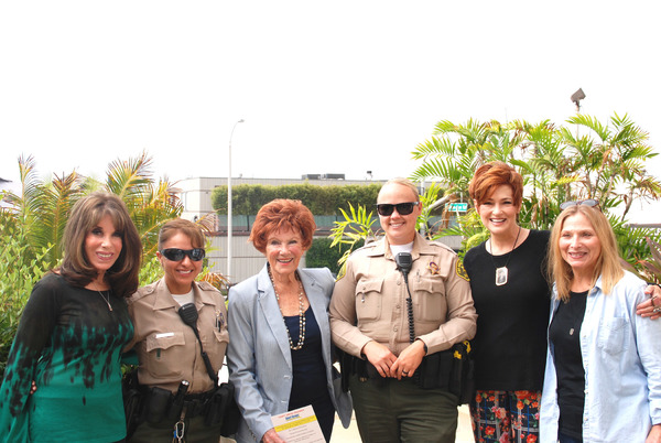 Kate Linder, Marion Ross and Roslyn Kind
