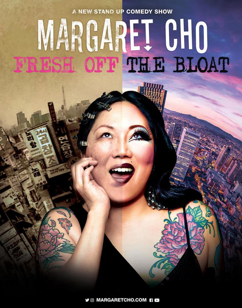 BWW Interview: Nasty Woman Margaret Cho - A Powerful Force That Tours