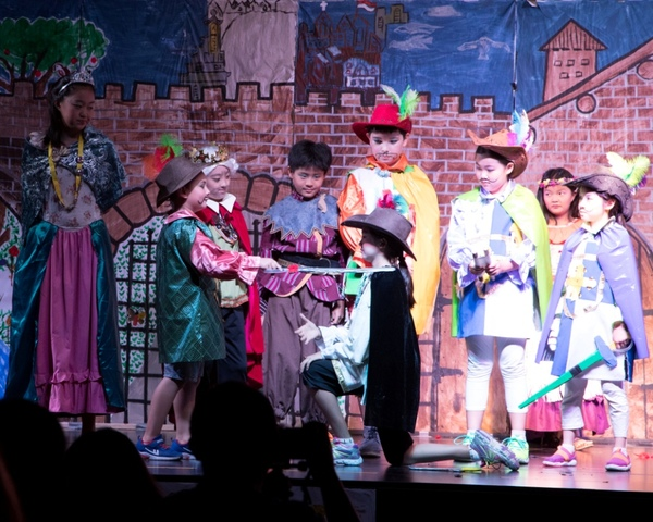 Photo Flash: Theatre Students in China Have Fun on Stage this Summer in Educational Theatre Camps