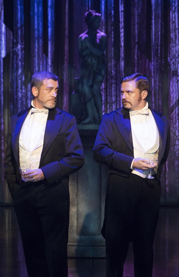 Bobby Smith and Will Gartshore