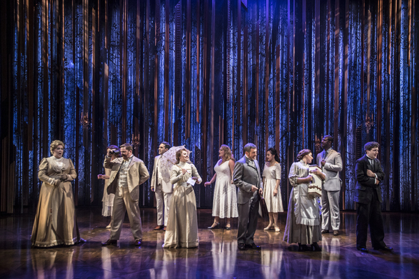 Photo Flash: First Look at Holly Twyford and More in A LITTLE NIGHT MUSIC at Signature Theatre