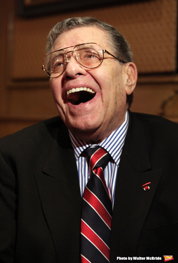 Photo Flash: Remembering Jerry Lewis