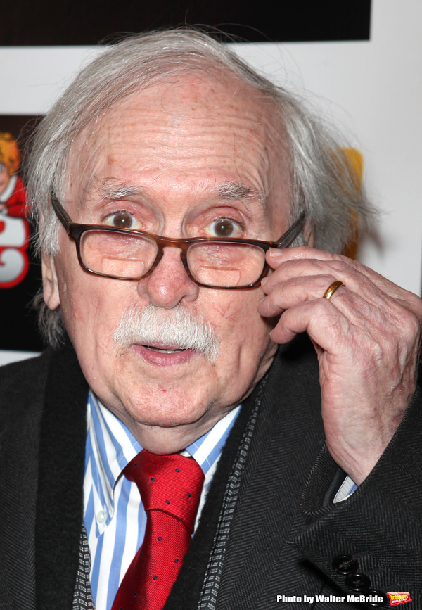 Thomas Meehan attending the Broadway Opening Night Performance of 'Annie' at the Palace Theatre in New York City on 11/08/2012
