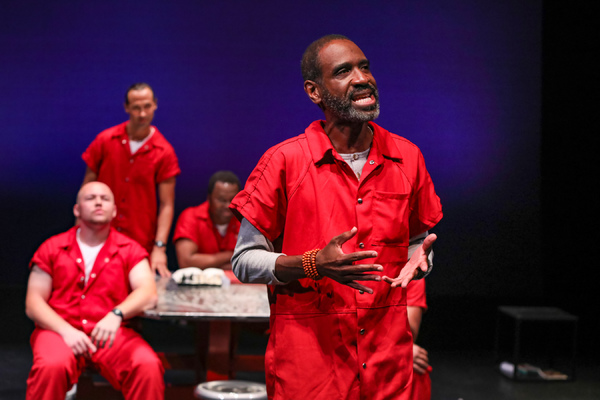 Photo Flash: First Look at COUNT, Opening Tonight at PlayMakers Repertory Company