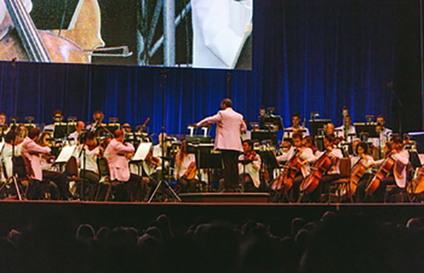 BWW Review: The San Diego Symphony's BOLERO BY THE BAY at the San Diego Embarcadero