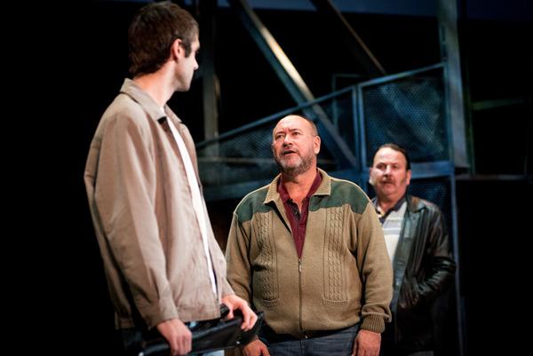Eddy Massarella, Greg Yates and Tim Jones
