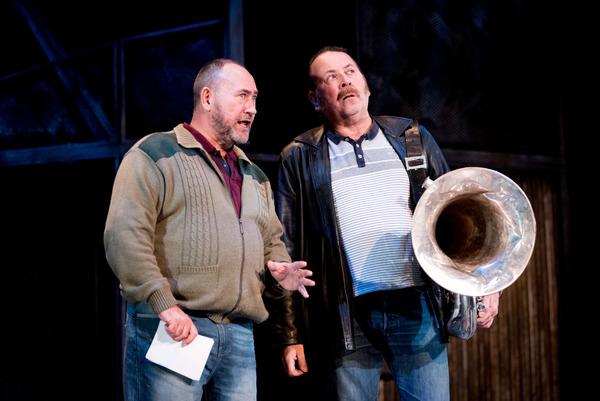 Greg Yates and Tim Jones