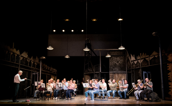 Photo Flash: First look at BRASSED OFF at Wolverhampton Grand Theatre