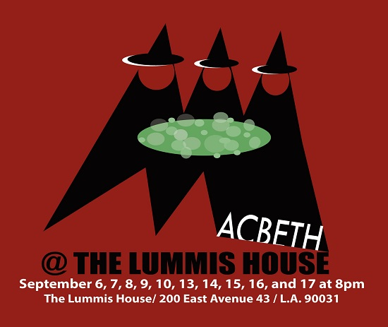 Theatre in Historic Places: Lummis House Doubles as Scottish Castle for MACBETH