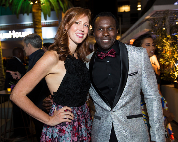 Cathryn Henry and Joshua Henry