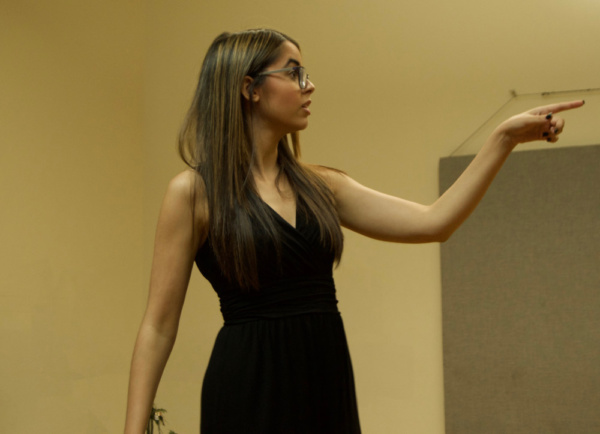 Photo Flash: In Rehearsal for Isle of Shoals Productions' New Musical LOVE COURT