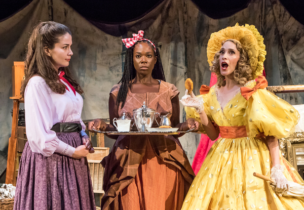 Photo Flash: First Look at AN OCTOROON at Capital Stage
