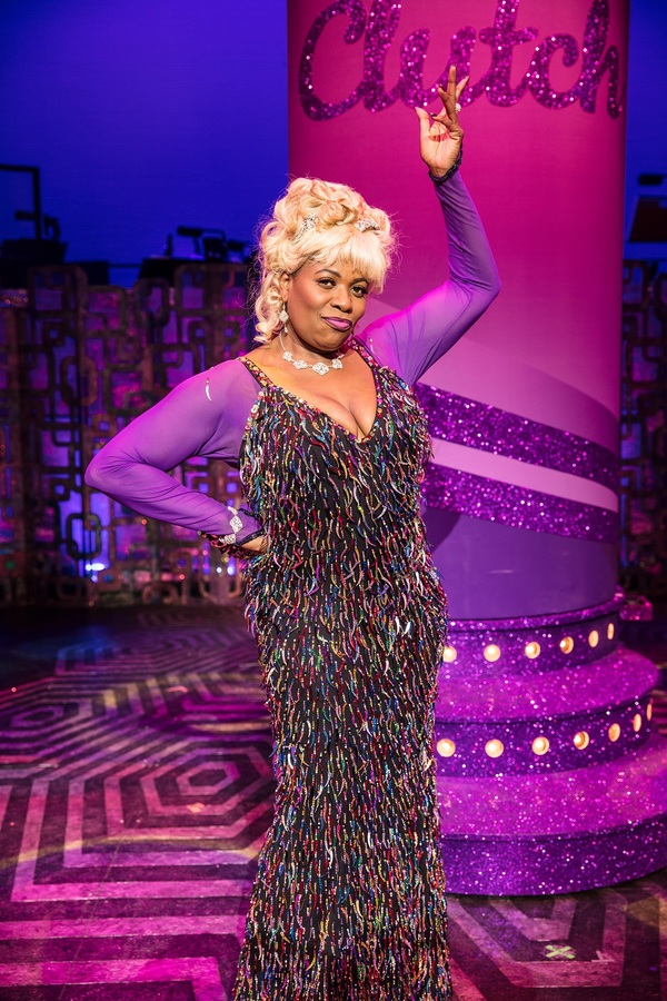 Photo Flash: Welcome to the 60s! First Look at HAIRSPRAY UK Tour