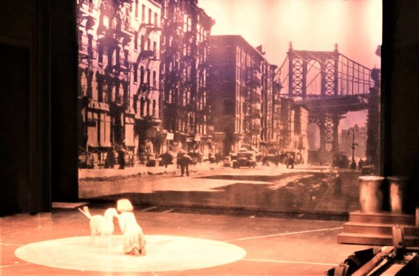 Photo Flash: Go Behind the Scenes with ANNIE Set Designs at Westchester Broadway Theatre