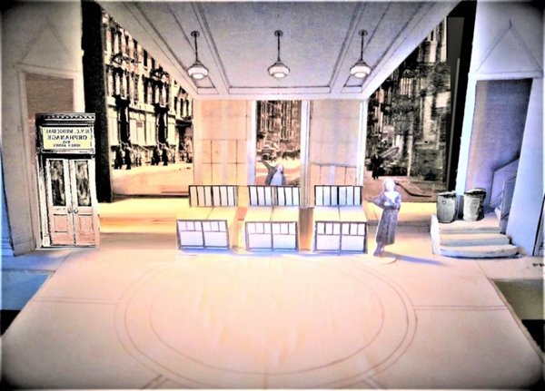 Photos: Go Behind the Scenes with ANNIE Set Designs at Westchester Broadway Theatre