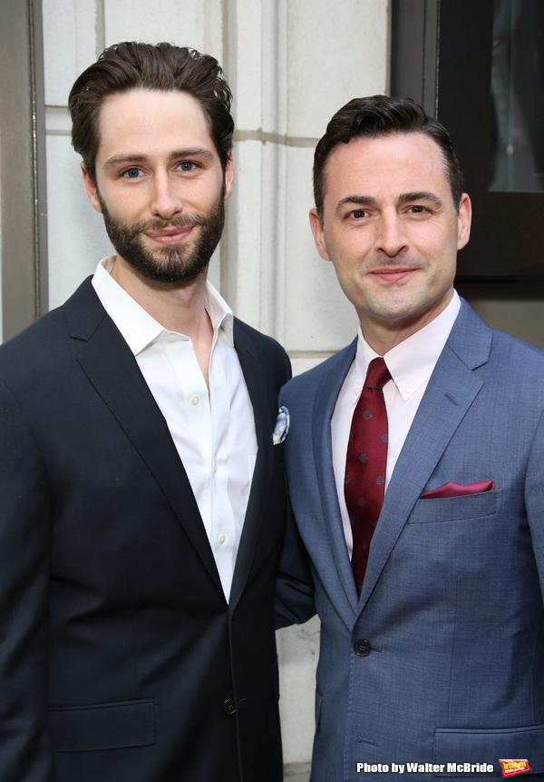 Daniel Rowan and Max von Essen
