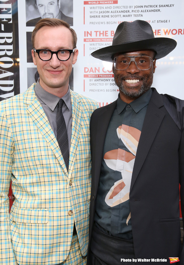 Photo Coverage: On the Opening Night Red Carpet for PRINCE OF BROADWAY!
