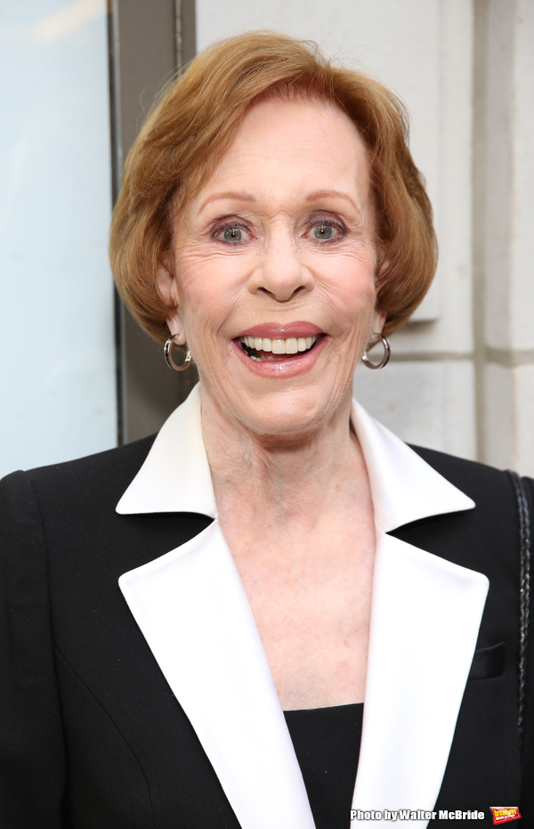 Bio Carol Burnett >> Carol Burnett Photos on BroadwayWorld.com