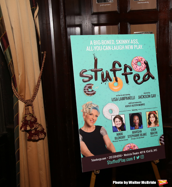 Lisa Lampanelli's 'Stuffed'