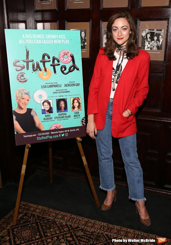 Photo Coverage: Meet the Cast of  Lisa Lampanelli's STUFFED!