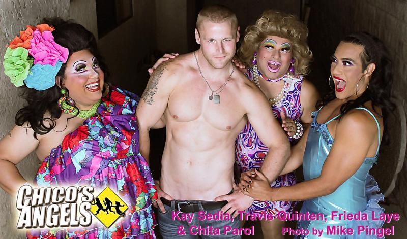 BWW Review: Hysterical CHICO'S ANGELS 4: CHICAS ARE 4EVER Should Run Forever, Forever, Forever...