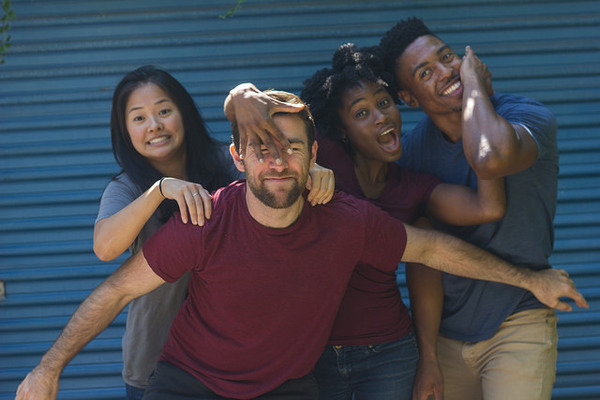 Photo Flash: First Look at the Cast of Kitchen Theatre Company's SMART PEOPLE