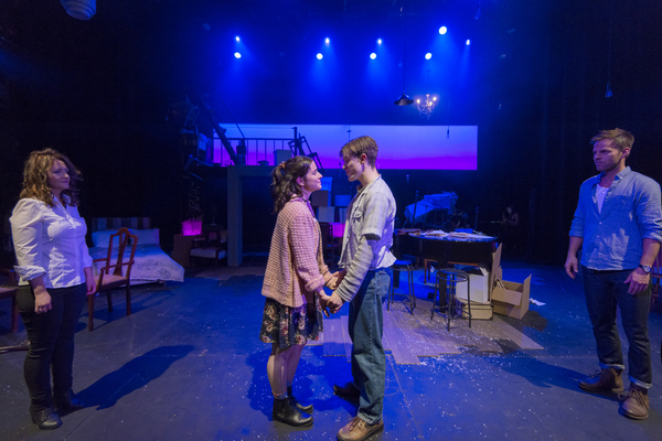 Photo Flash: First Look at SOME LOVERS at From Page to Stage Summer Festival