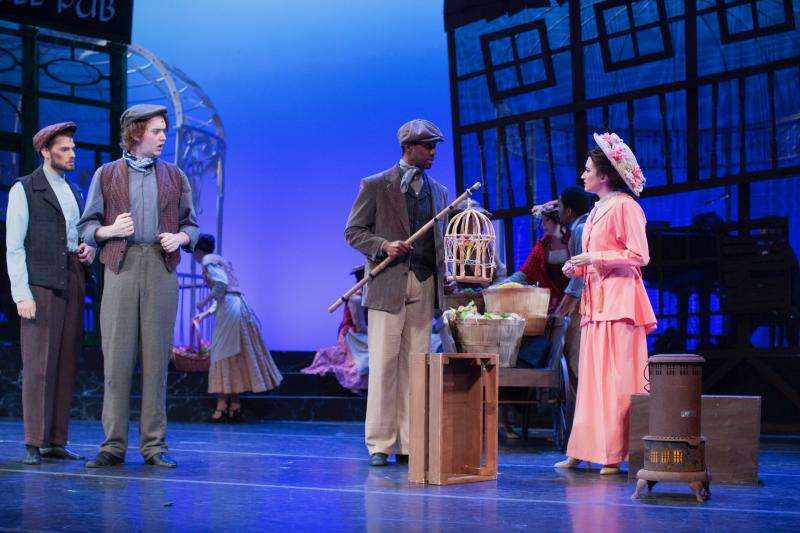 BWW Review: MY FAIR LADY at Atlanta Lyric Theatre