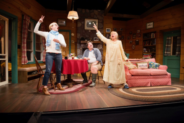 Photo Flash: ON GOLDEN POND at Barn Playhouse Stars Emmy-Winner and Local Favorites